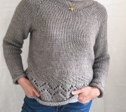 Sampler Stitch Jumper