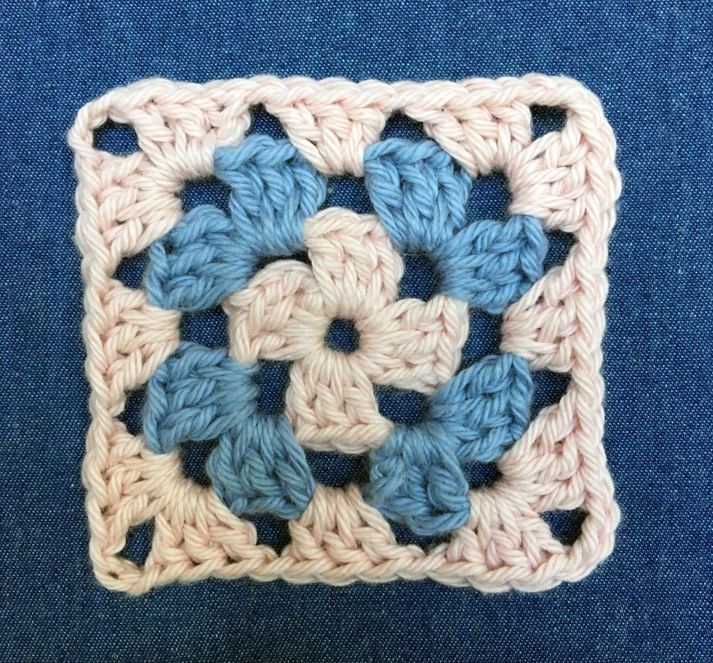 How To Make A Granny Square Made In Winchester